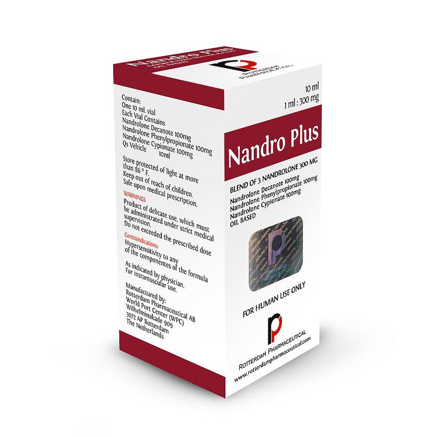 NANDROPLUS